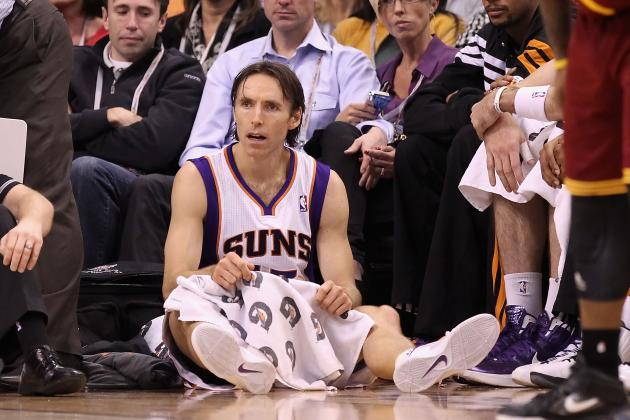 NBA Trade Rumors: Phoenix Suns' Best Option Is to Move Steve Nash