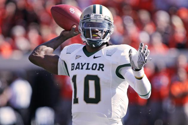 2012 NFL Draft: The Top 100 Prospects Heading into the NFL Combine