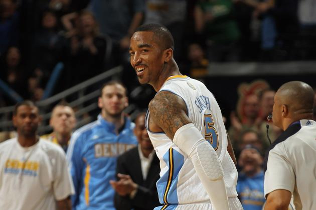 NBA Rumors: J.R. Smith a Great Potential Addition to Los Angeles Clippers