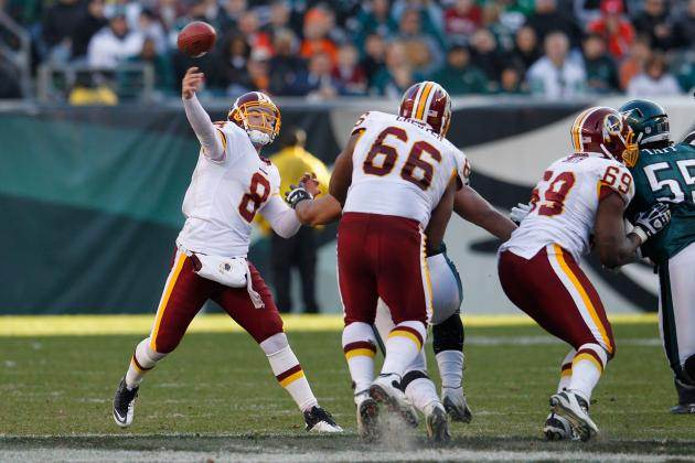 2012 NFL Draft Order: Redskins and Teams That Must Avoid QBs in 1st Round