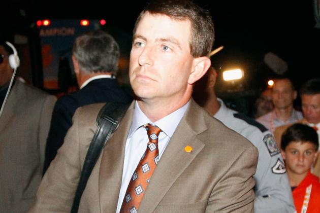 Back-to-Back Top-10 Recruiting Classes Put Bite into Dabo Swinney's Vision