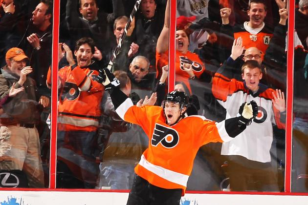 Philadelphia Flyers:  Can They Make a Playoff Run Without Making a Trade?