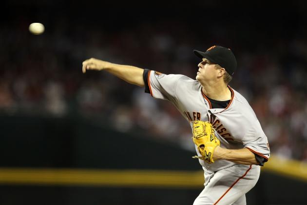 MLB Rumors: SF Giants Must Move Matt Cain Before His Big Payday