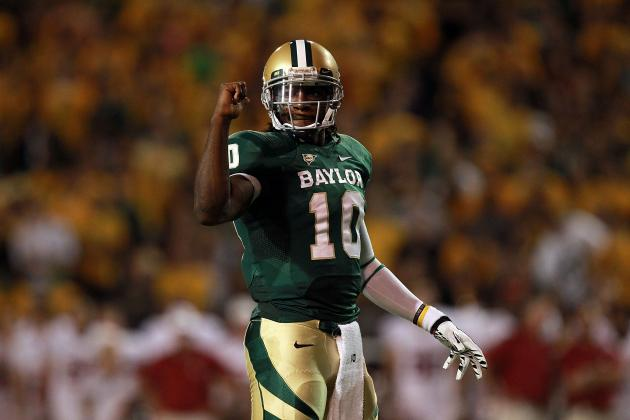 2012 NFL Draft: Robert Griffin III Would Fit Nicely with Peyton Manning's Colts