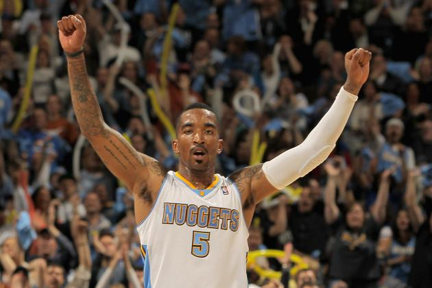 NBA Rumors: J.R. Smith and New York Knicks Likely on Collision Course
