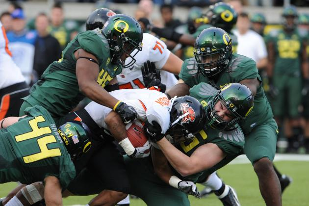 Why Oregon Will Have One of the Best Defensive Lines in the Nation