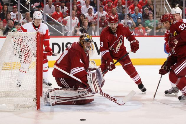 Coyotes Have a Sense of Urgency and Post 2 Important Wins