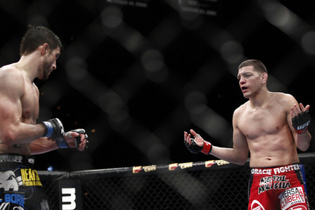 UFC 143 Results: Is Carlos Condit Afraid of a Rematch with Nick Diaz?