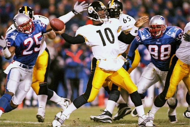 Pittsburgh Steelers: The Forgotten Classics; 1997, Steelers vs. Patriots