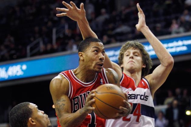 Chicago Bulls: Derrick Rose Should Sit Next 2 Games