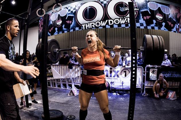 CrossFit's Big Start to 2012: Reebok, ESPN and the OC Throwdown