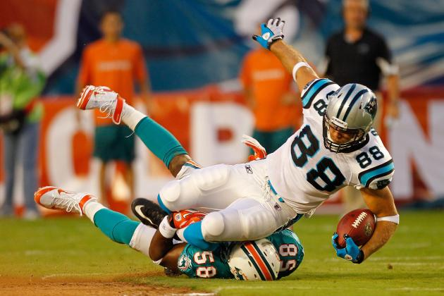 Carolina Panthers' 2011 Season Review: Tight Ends