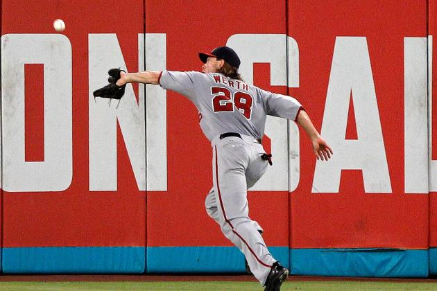 Jayson Werth: Should Washington Nationals Move Him to Center Field?