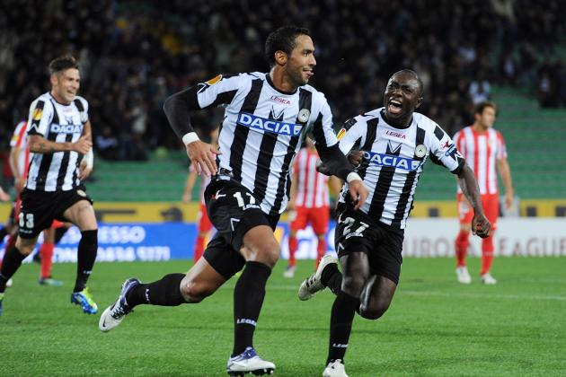 Mehdi Benatia: Manchester United Need to Beat Anzhi Makhachkala for Udinese Star