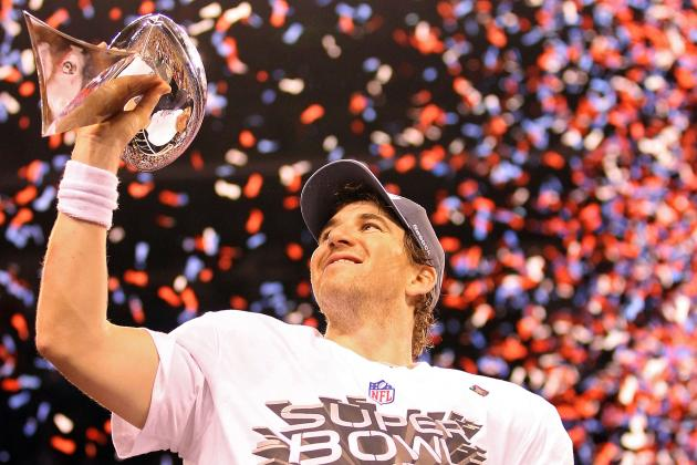 Super Bowl 2012: Eli Manning is Football's Derek Jeter