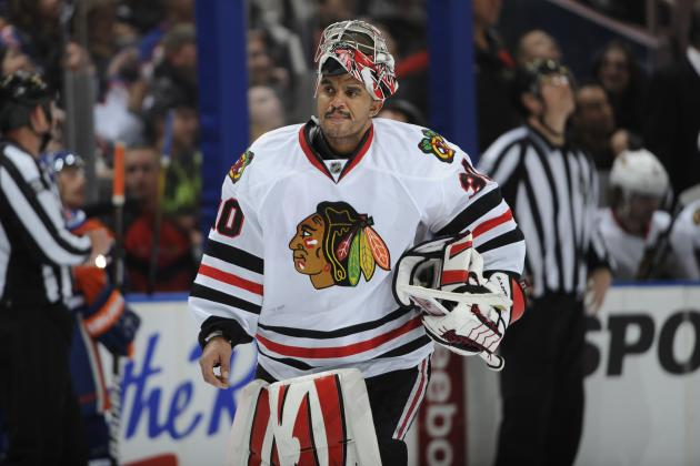 Chicago Blackhawks: Ray Emery Gets His Shot to Replace Struggling Corey Crawford