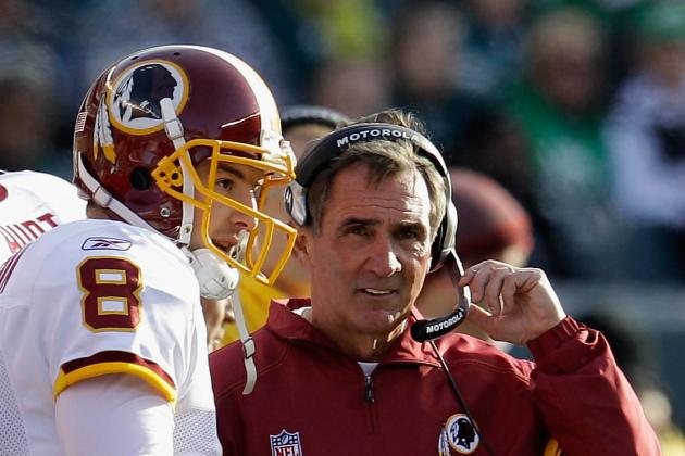 Mike Shanahan and the Washington Redskins: Chasing Moby Dick