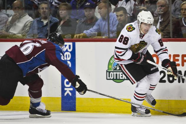 Avalanche, Blackhawks Each Look to Snap Five-Game Slides