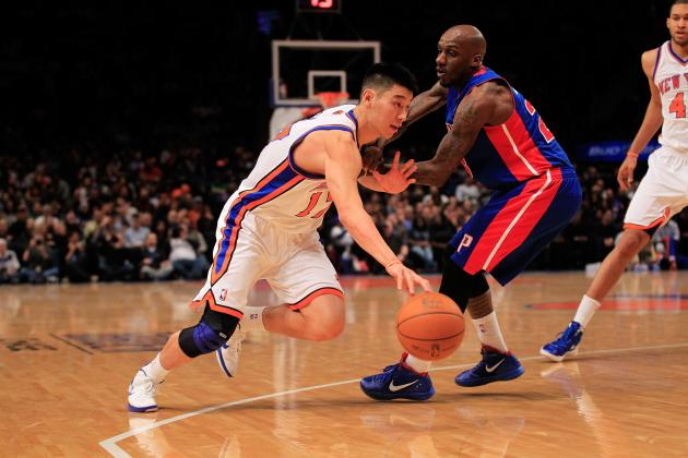 New York Knicks G Jeremy Lin: From Bench Warmer to Breakout Star