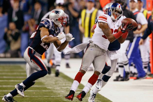 Super Bowl 2012: Why New York Giants Receivers Deserve the Credit for Win