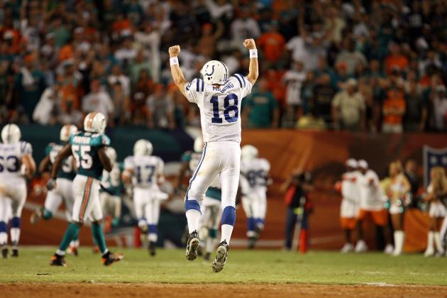 Peyton Manning Rumors: Miami Dolphins Appear to Be Early Front-Runners for QB