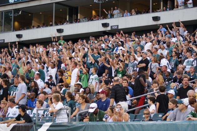 Philadelphia Eagles:  What It Means to Be a Fan