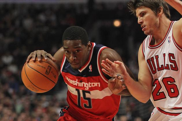 Jordan Crawford Deserves More Playing Time for Washington Wizards
