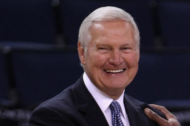 Jerry West Wants Teams with Upset, Trade-Demanding Stars to 'call Their Bluff'