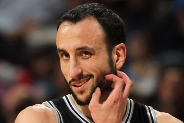 Manu Ginobili 'Healed and Healthy'