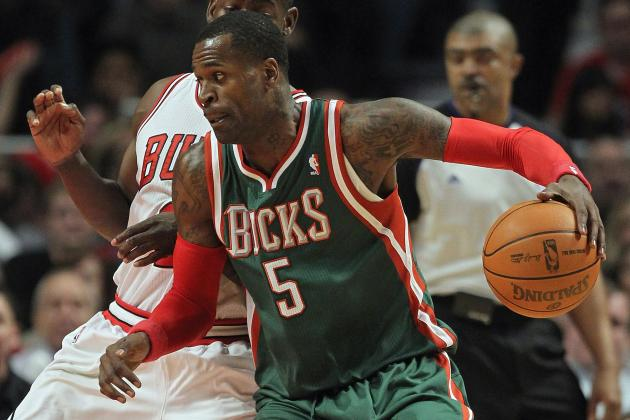 Jackson's Benching by Bucks Raises Some Eyebrows