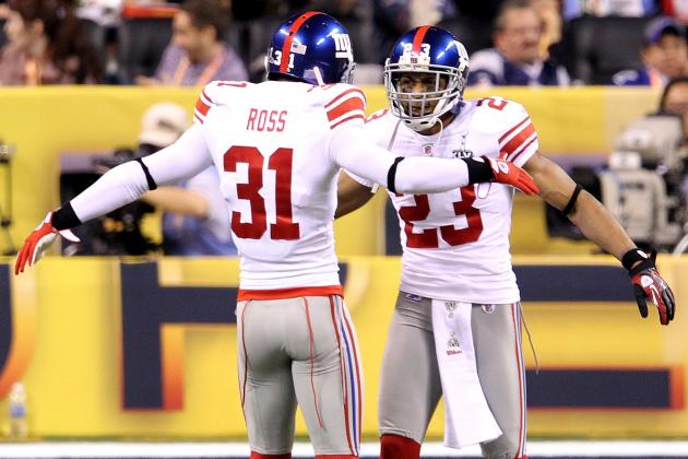 Super Bowl XLVI: 3 Giants Who Will Cash in as Free Agents