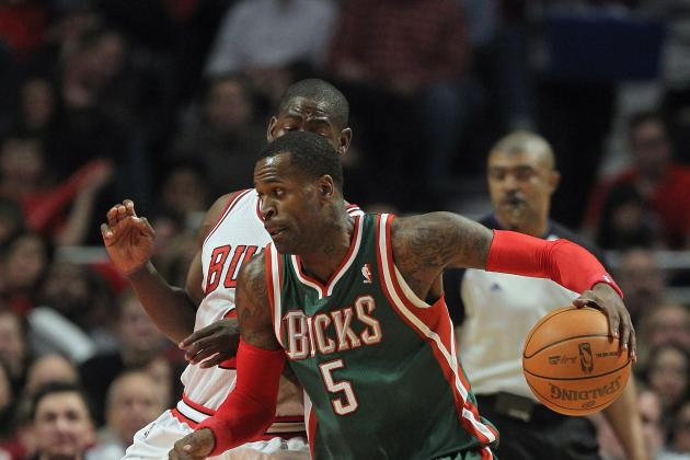 NBA Trade Rumors: Milwaukee Bucks Would Be Wise to Shop Unhappy Stephen Jackson