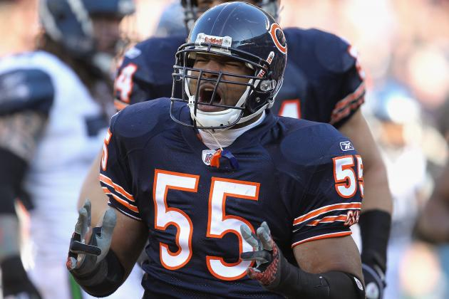 Lance Briggs: Should the Chicago Bears Trade Their All-Pro Linebacker?