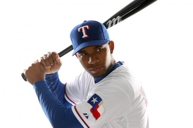 Texas Rangers Have 3 Tough Arbitration Cases on the Horizon