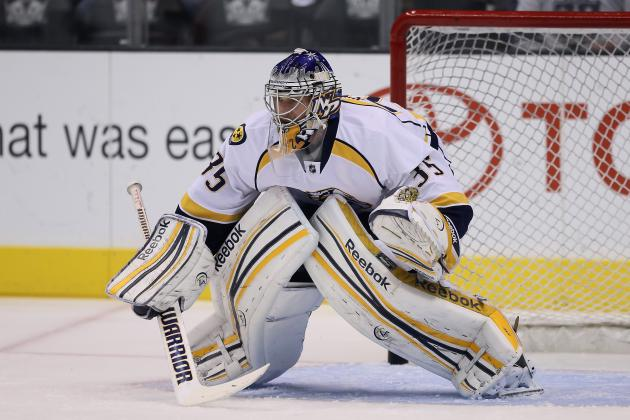 Nashville Predators: How Far Can They Go with Pekka Rinne in Net?