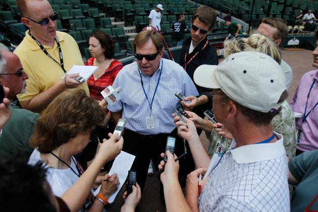 New York Yankees: Why Jim Hendry Can Help Brian Cashman in 2012