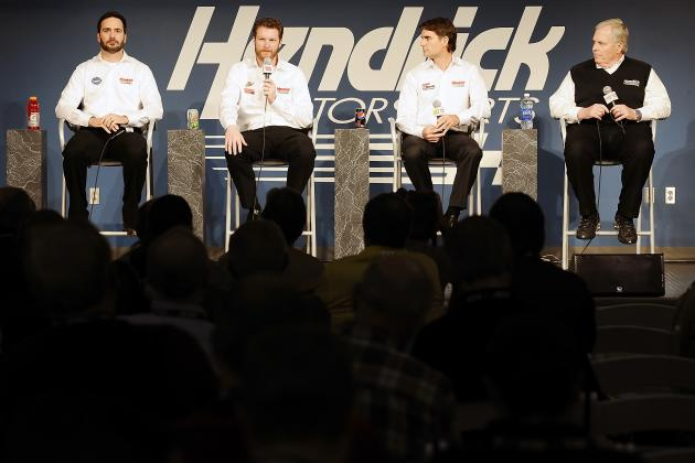 Hendrick Motorsports: What Will the 2012 Season Bring NASCAR's Juggernaut?