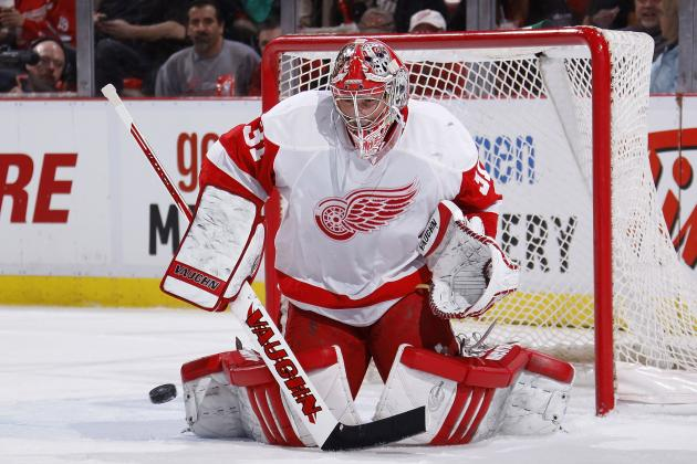 Detroit Red Wings: Why Joey MacDonald Should Start While Jimmy Howard Heals