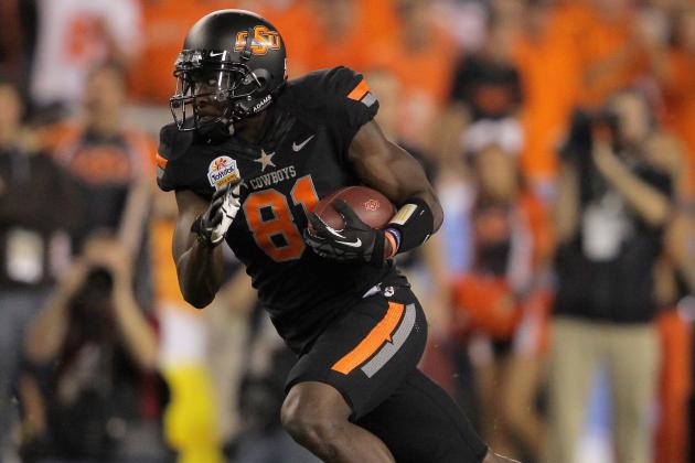 2012 NFL Draft: Why Minnesota Vikings Must Draft Justin Blackmon with 3rd Pick
