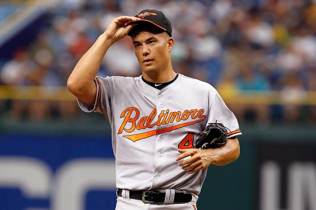Yes and No: Debating Whether or Not the Orioles Got Enough for Jeremy Guthrie