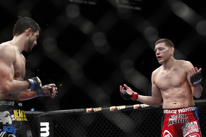 Diaz vs.Condit II: Nick Diaz Has a Second Chance to Face Georges St-Pierre