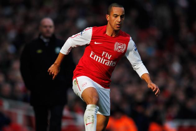 Arsenal: After Blackburn, Are We to See the Best of Theo Walcott Then?