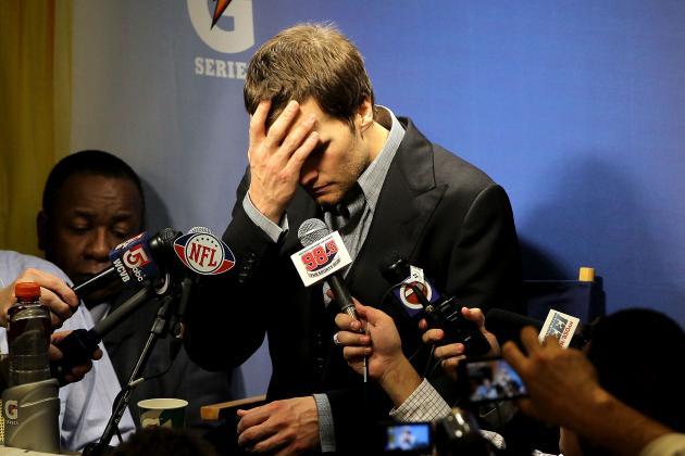 Super Bowl XLVI: Why Tom Brady's Legacy Shouldn't Be Tarnished