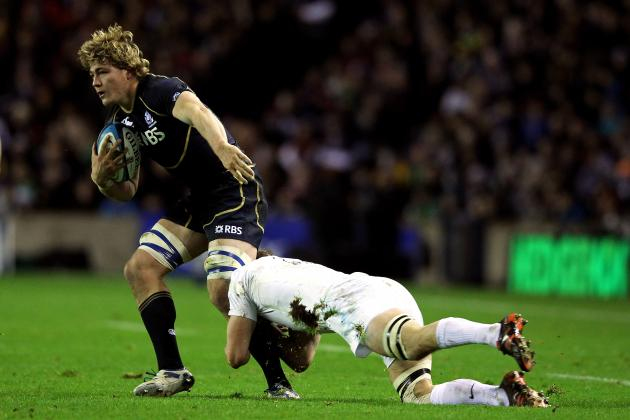 2012 Six Nations Rugby: Probable Starting XV for Scotand Against Wales