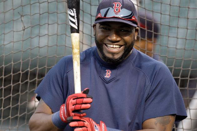 David Ortiz: Arbitration Hearing Is Looming for the Sox Slugger