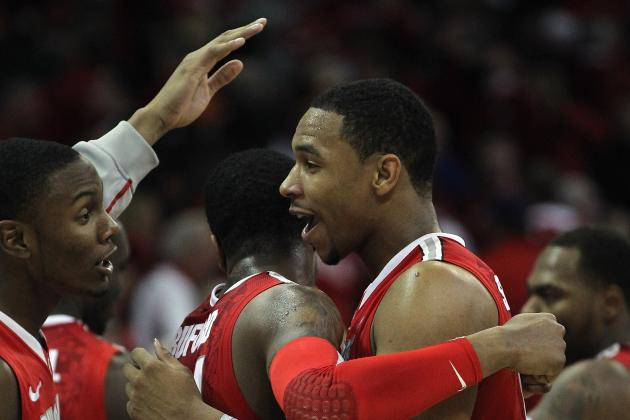 Ohio State Passes Rare Home Test Without Sullinger Late, Holds off Purdue