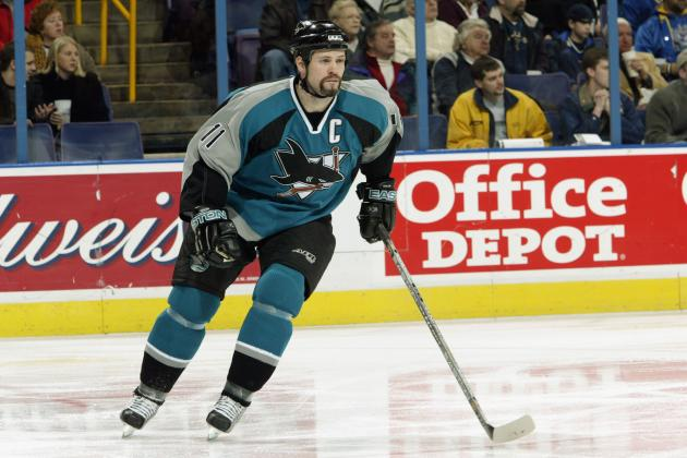 Owen Nolan Retires with San Jose Sharks, Is He a Hall of Famer?