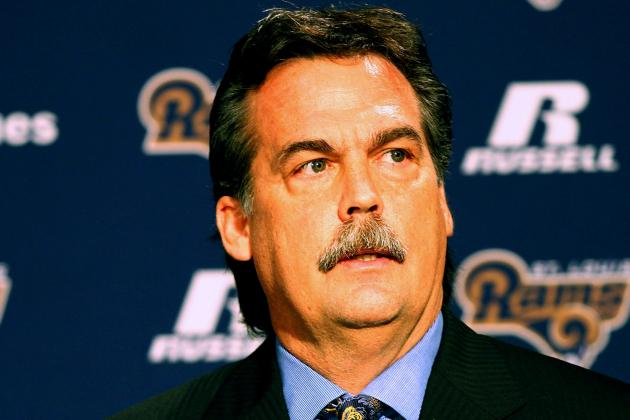 On Rams' GM Search Targeting Rivals