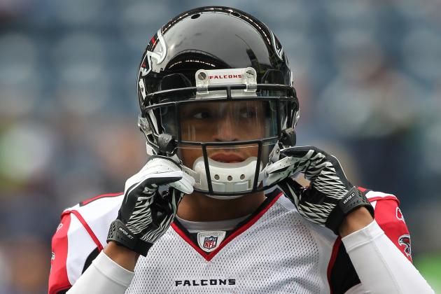 Falcons Could Have Tough Tag Decision Between Grimes and Lofton