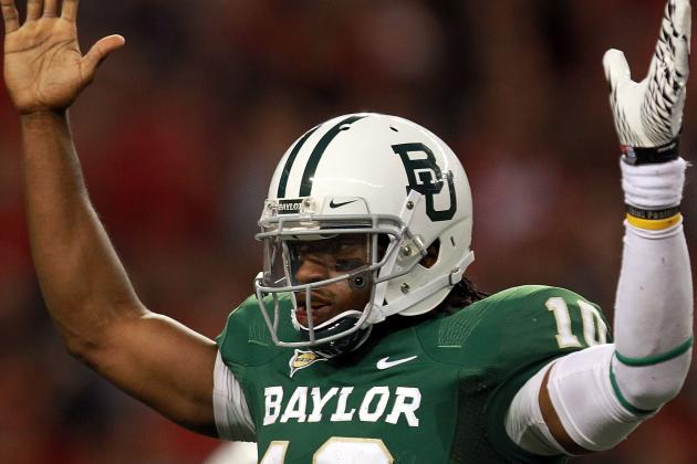 2012 NFL Mock Draft: Robert Griffin III and Prospects Who Will Stink as Rookies